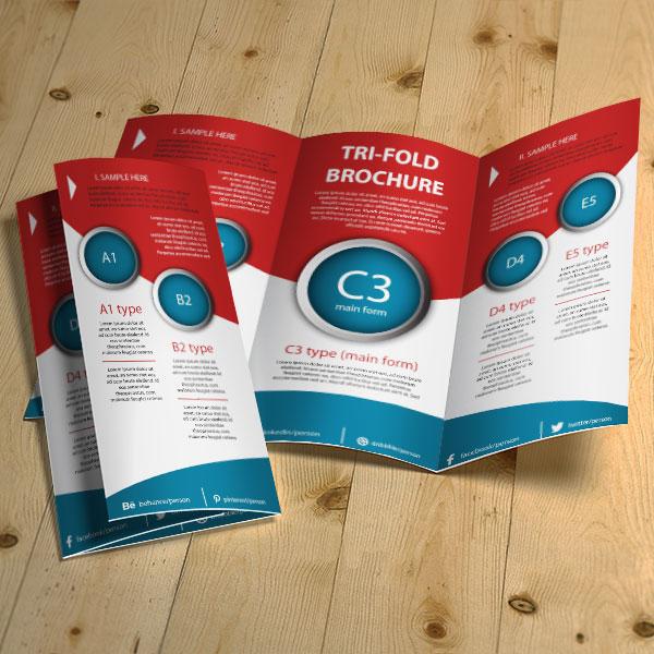 Classic Tri-Fold Brochure